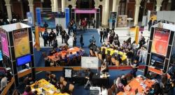 Más de mil estudiantes chilenos asistieron a ExpoNauta, Feria Tecnológica Estudiantil