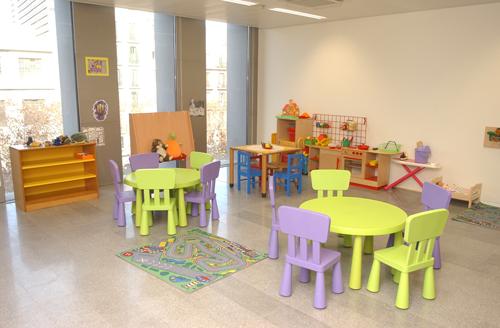 Educaci n inclusiva for Muebles para aulas